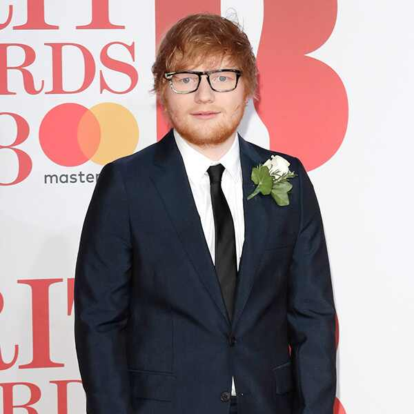 Ed Sheeran, 2018 Brit Awards