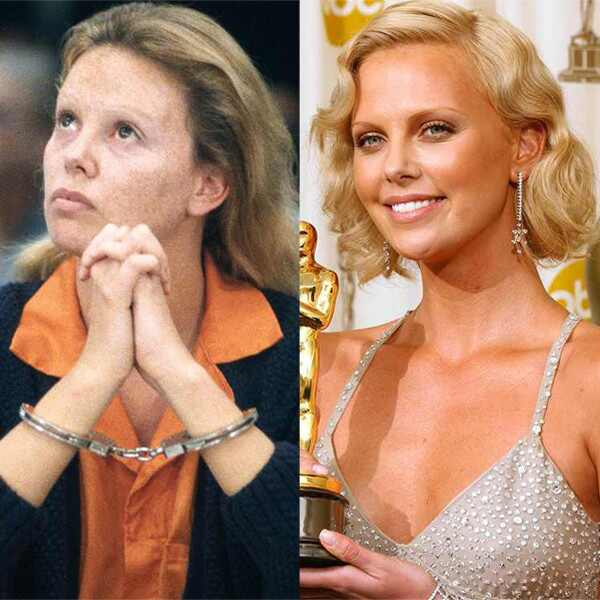 Oscar Makeunders, Charlize Theron, Monster