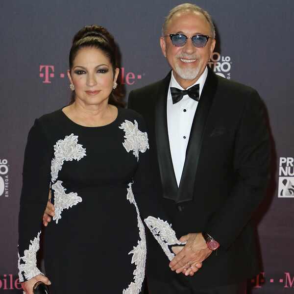Gloria Estefan, Emilio Estefan, Univision, Premio Lo Nuestro A La Musica Latina
