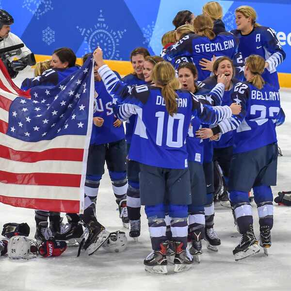 U.S. women's hockey team, 2018 Winter Olympics