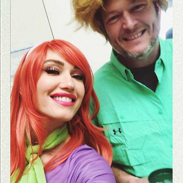 Gwen Stefani, Blake Shelton, Apollo, birthday party, Instagram