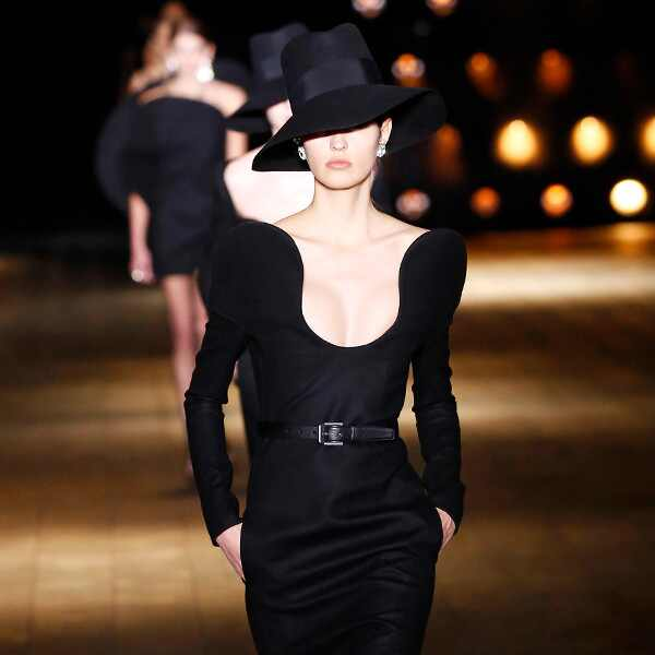 ESC: Paris Fashion Week, Saint Laurent