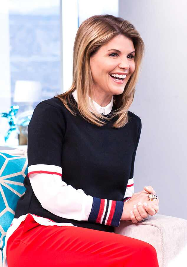 Daily Pop Celebrity Guests, Lori Loughlin