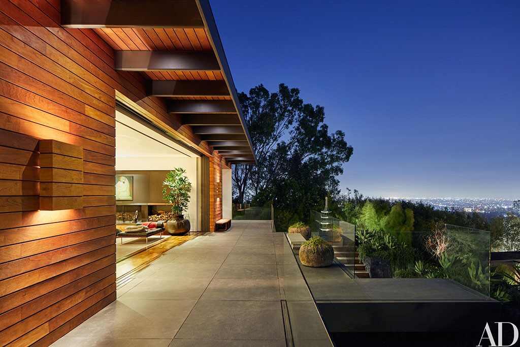 Jennifer Aniston, Architectural Digest