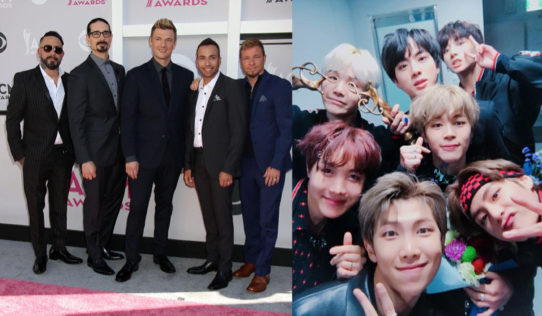 ¡¿Los Backstreet Boys y BTS podrían cantar juntos?!