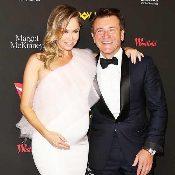 Kym Johnson Herjavec, Robert Herjavec