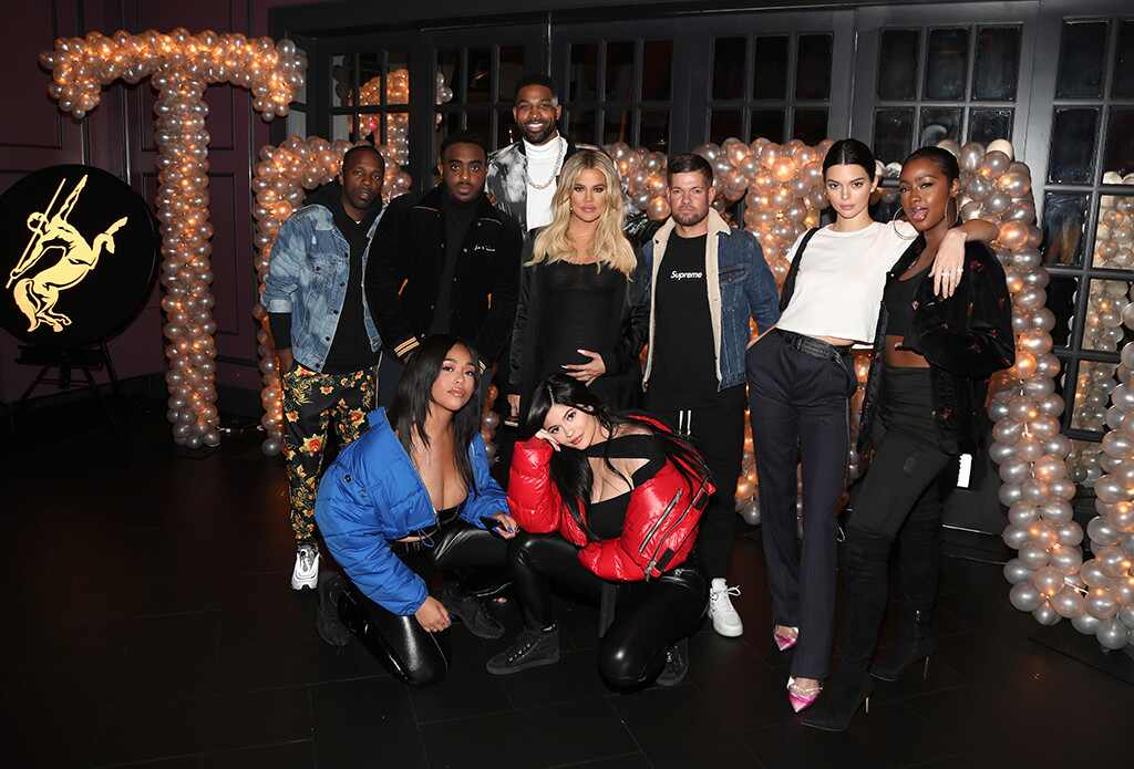 Tristan Thompson, Birthday, Khloe Kardashian, Guests