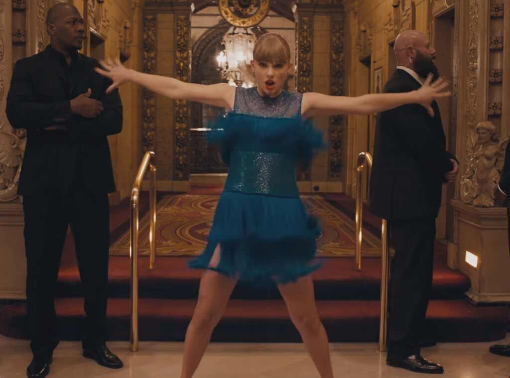 Taylor Swift se vuelve invisible en su nuevo vídeo