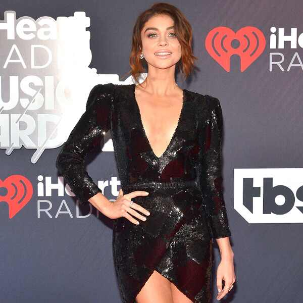 Sarah Hyland, 2018 iHeartRadio Music Awards