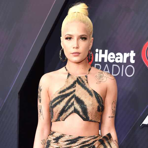 Halsey, 2018 iHeartRadio Music Awards