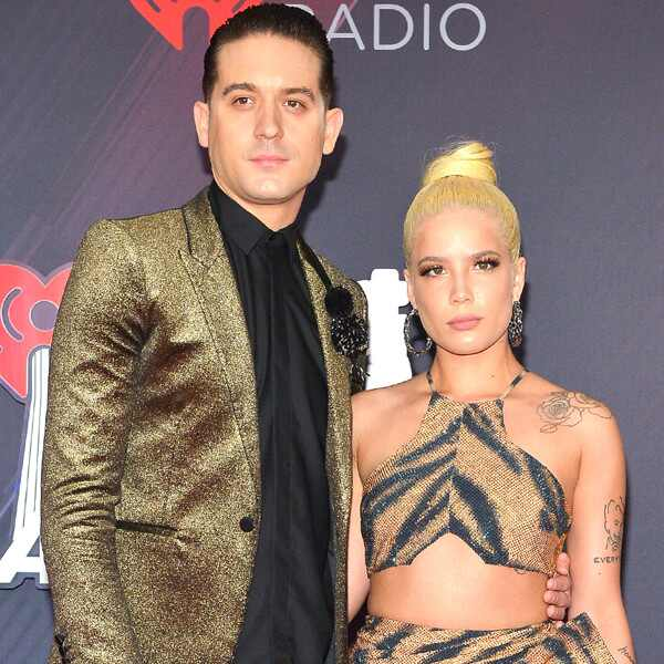 G-Eazy, Halsey, 2018 iHeartRadio Music Awards