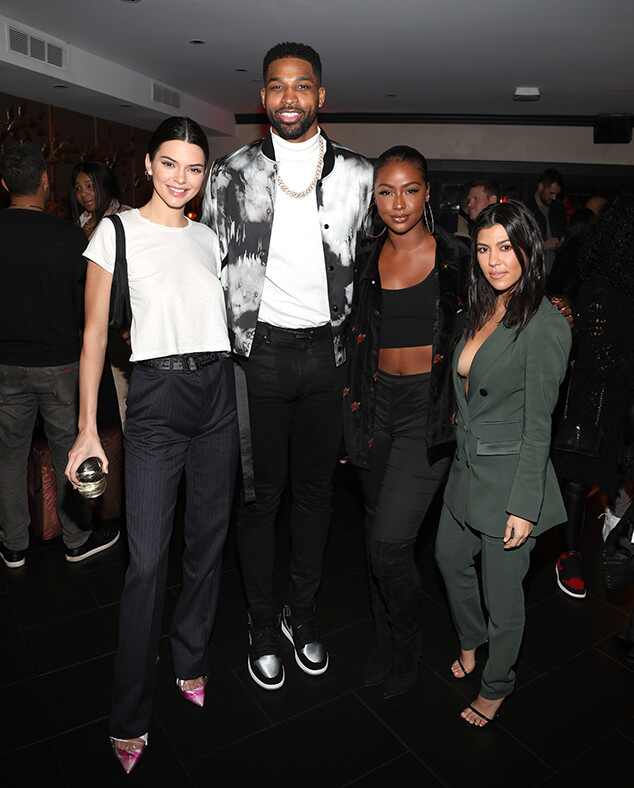 Tristan Thompson, Birthday, Kourtney Kardashian, Kendall Jenner