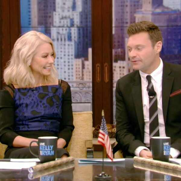 Kelly Ripa, Ryan Seacrest
