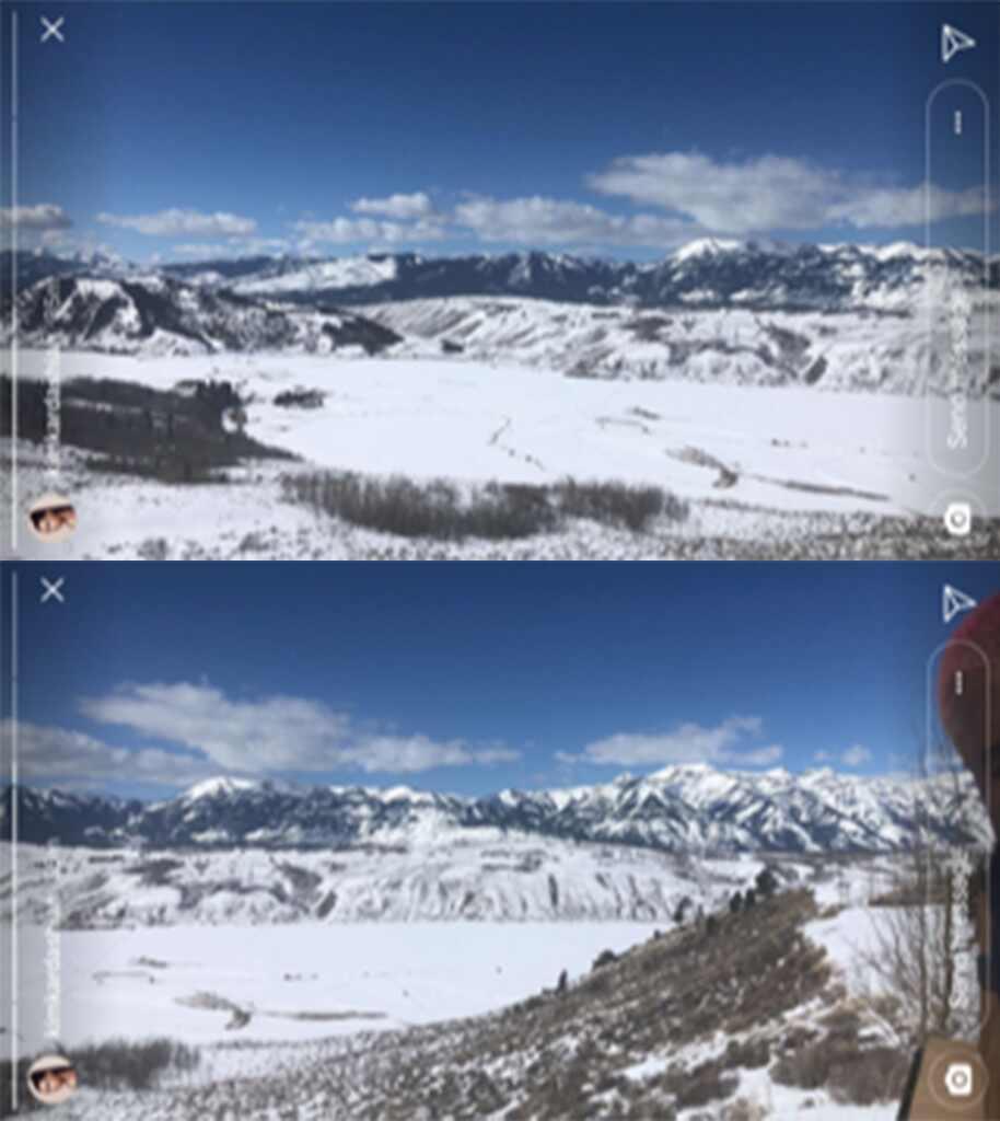 Kim Kardashian, Instagram, Wyoming