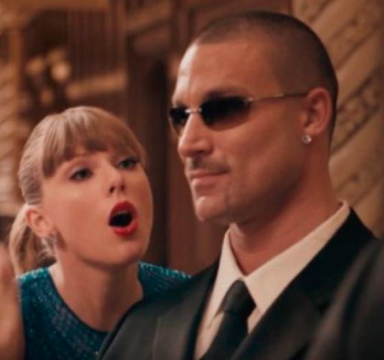 Taylor Swift, Delicate video, Kevin Falk