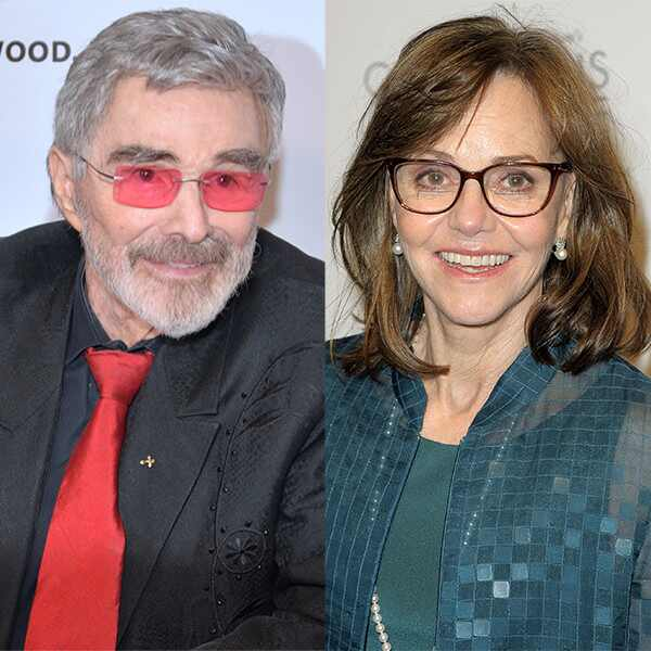 Burt Reynolds, Sally Field