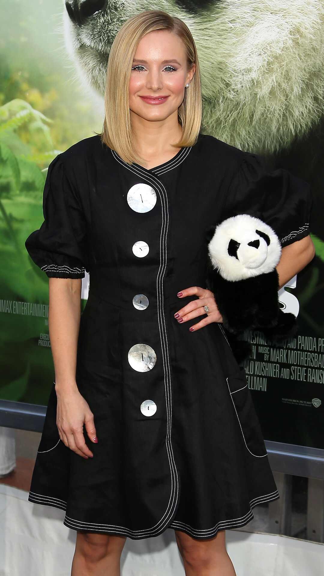 Kristen Bell, Pandas Premiere