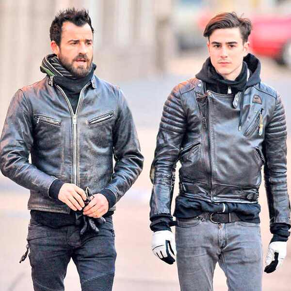 Justin Theroux, Sebastian Theroux
