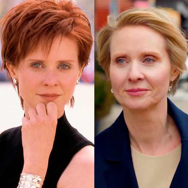 Sex in the City, Cynthia Nixon