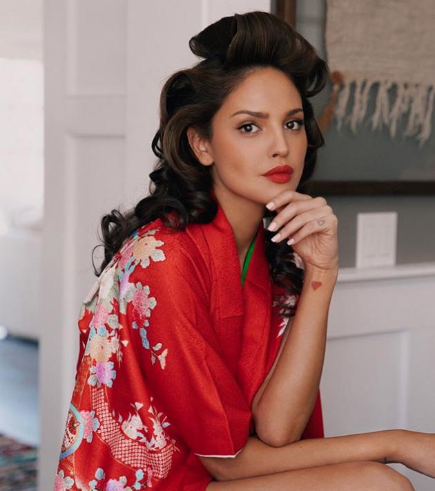Eiza Gonzalez reveló el peor secreto detrás del famoso vestido que usó en el Oscar