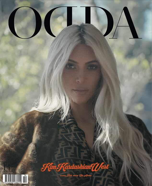 Kim Kardashian, ODDA, Photo Shoot