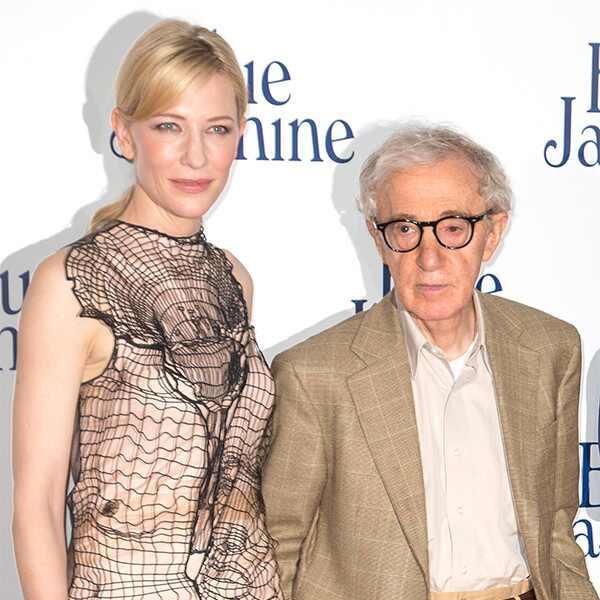 Cate Blanchett, Woody Allen