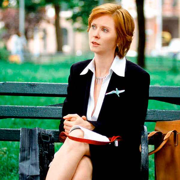 Sex and the City, Cynthia Nixon