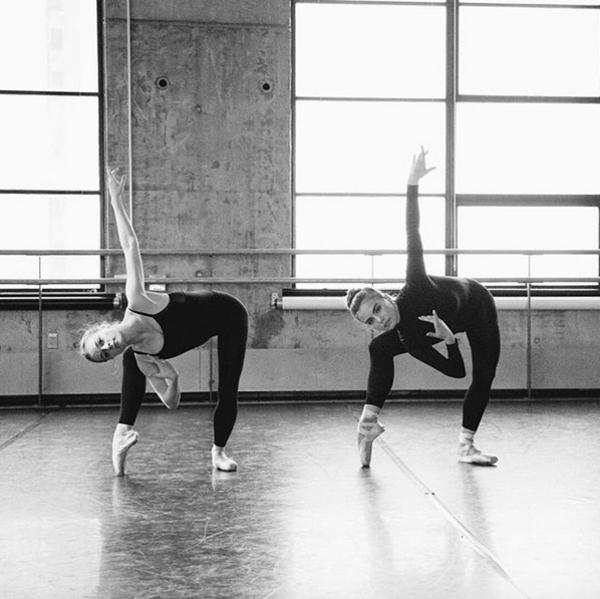 O Ballet Blend e as famosas que são fãs da dança