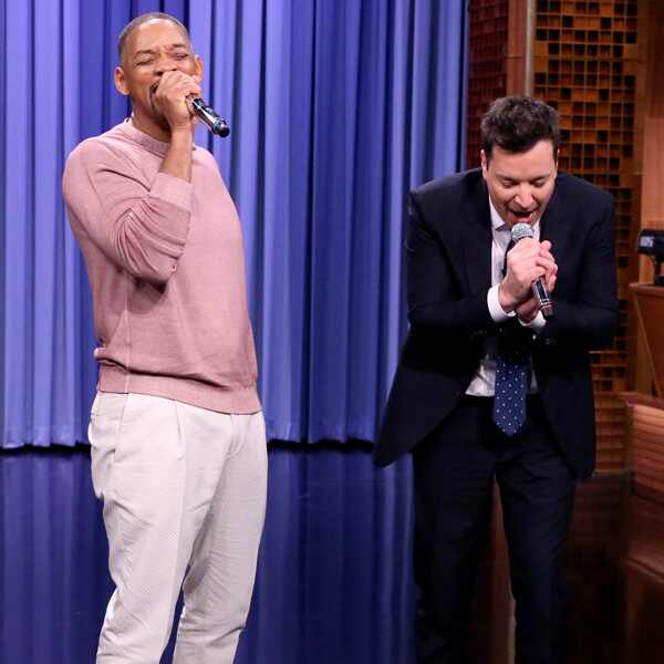 Jimmy Fallon, Will Smith