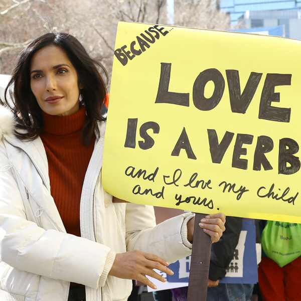 Padma Lakshmi, March for Our Lives
