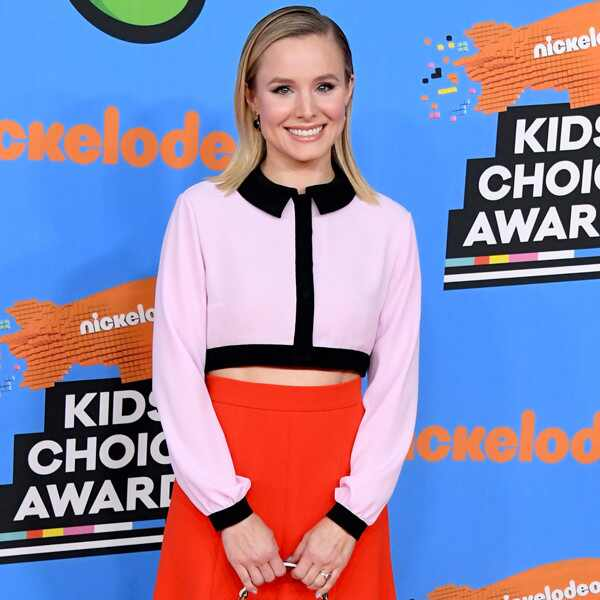 Kristen Bell, Nickelodeon Kids' Choice Awards 2018