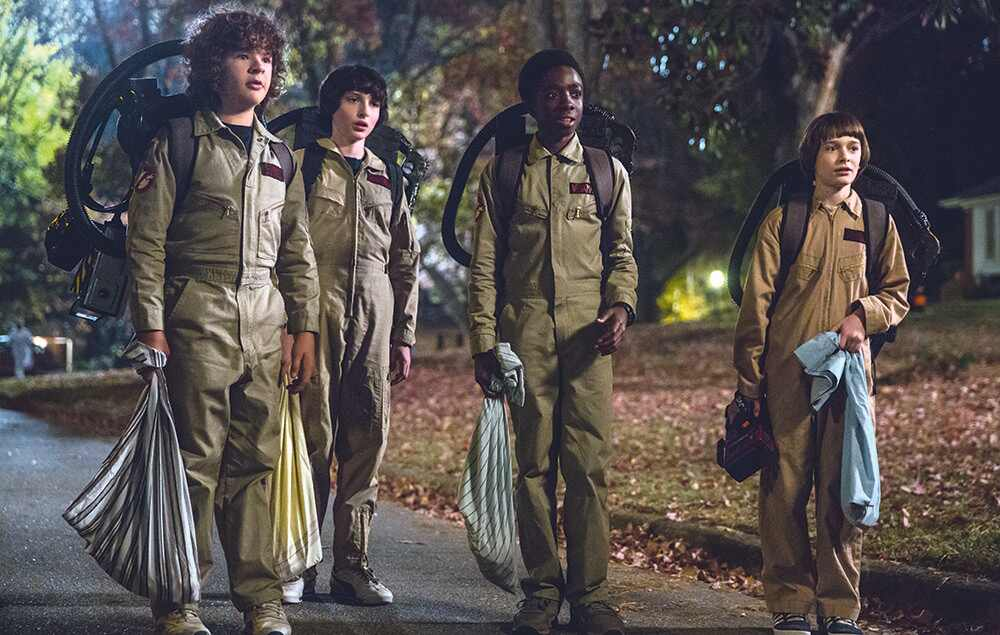 'Stranger Things': El romance florece en la tercera temporada