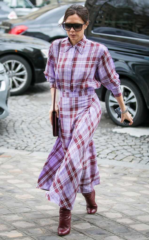 ESC: Victoria Beckham, Best Dressed