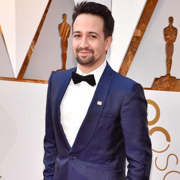Lin-Manuel Miranda, 2018 Oscars, Red Carpet Fashions
