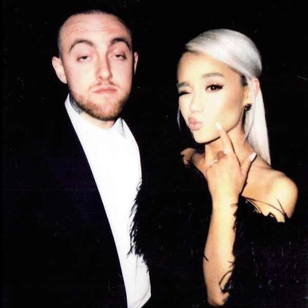 Ariana Grande, Mac Miller, Instagram, 2018 Oscars