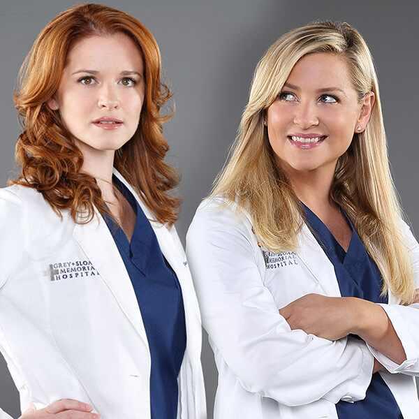 Sarah Drew, Jessica Capshaw, Grey's Anatomy