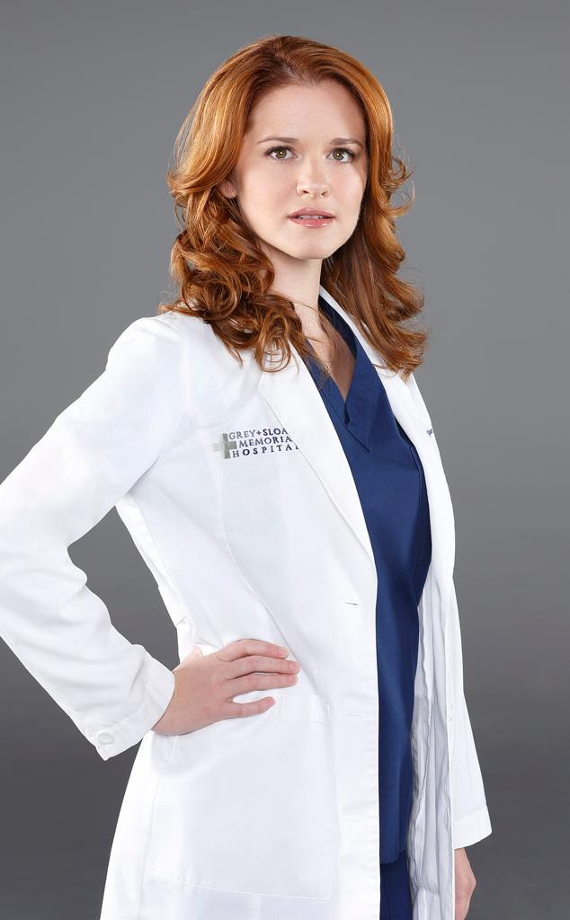 El detrás de cámaras del último episodio de April en Grey's Anatomy te hará llorar sin parar