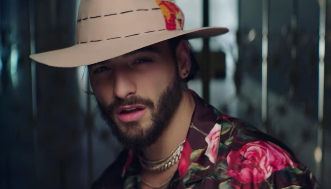 Maluma se convierte en un sexy ladr&oacute;n en su nuevo video <i>El pr&eacute;stamo</i> &iexcl;M&iacute;ralo!