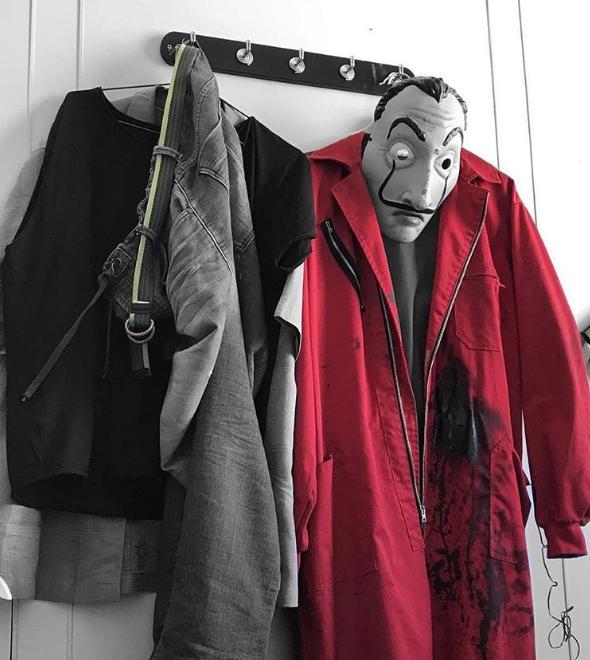 &iexcl;Ladrones usan disfraces de <em>La Casa de Papel</em> para robar cajeros!