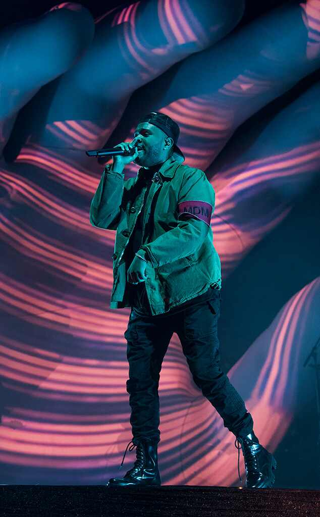 The Weeknd, Coachella, 2018