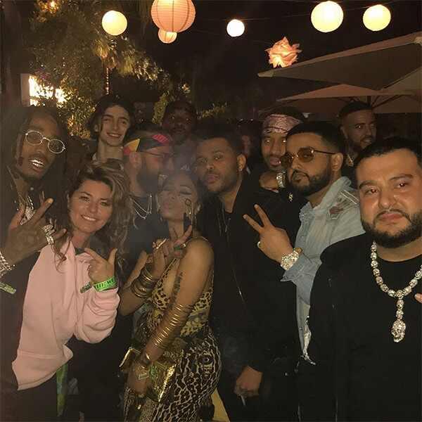 Coachella 2018: Star Sightings