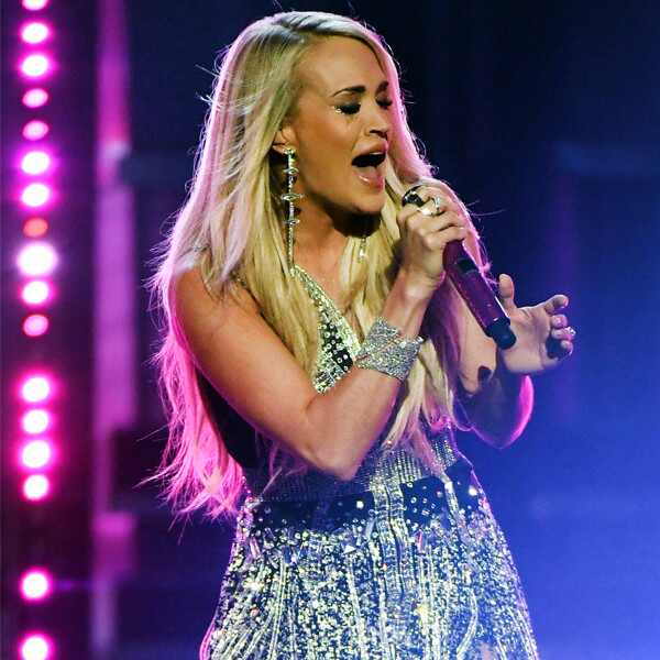 Carrie Underwood, Academy of Country Music Awards 2018, Show
