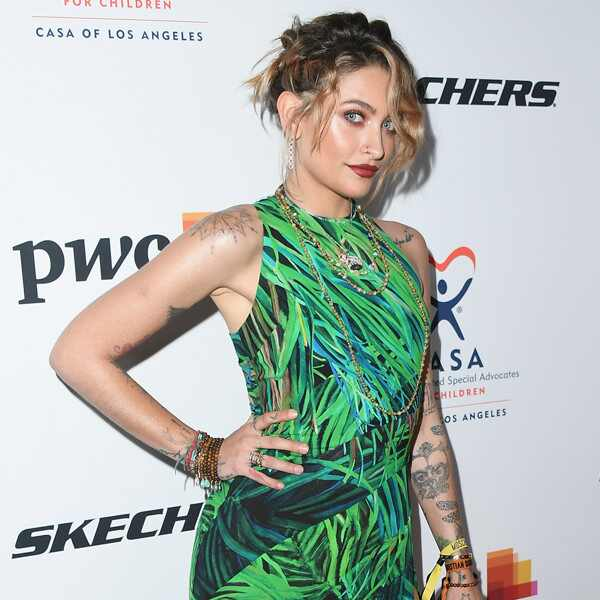 Paris Jackson, 2018 Evening To Foster Dreams Gala