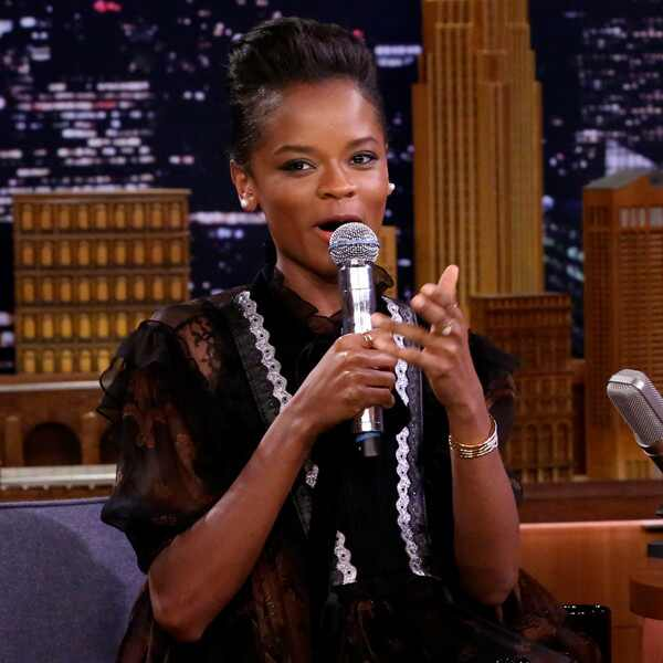 Letitia Wright, The Tonight Show Starring Jimmy Fallon