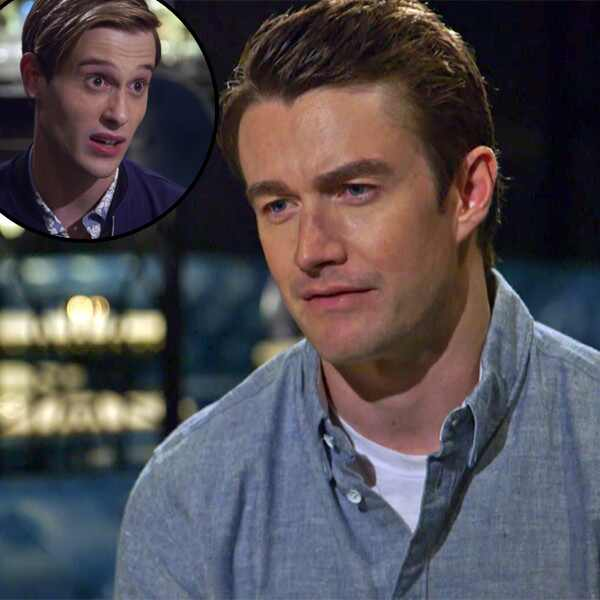 Robert Buckley, Tyler Henry, Hollywood Medium
