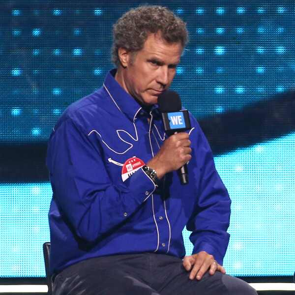 Will Ferrell, WE Day California