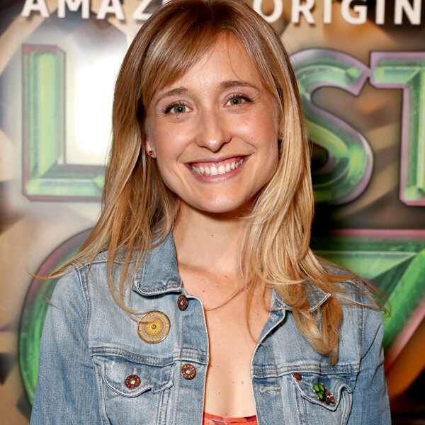 Allison Mack