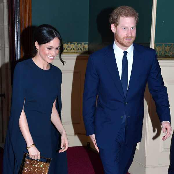 Prince Harry, Meghan Markle, The Queens Birthday Party