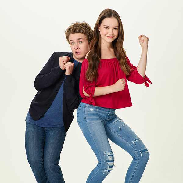 Kim Possible, Sadie Stanley, Sean Giambrone