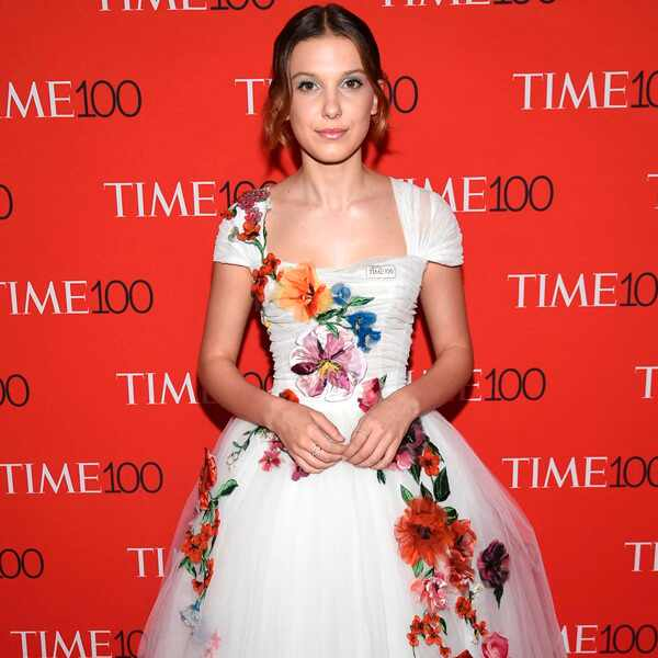 Millie Bobby Brown, Time 100 Gala